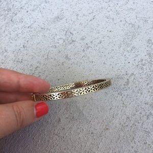 Fossil Brand Hinge Bracelet